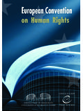European Convention on Human Rights - echr.coe.int