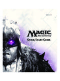 Quick Start Guide - Wizards Corporate