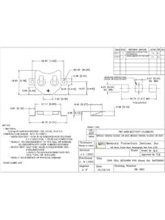 BK-883 Datasheet and Technical Drawing | MPD