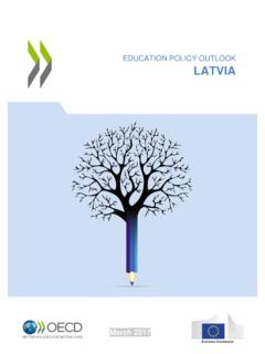 EDUCATION POLICY OUTLOOK LATVIA - OECD.org - OECD