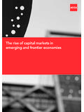 The rise of capital markets in emerging and …