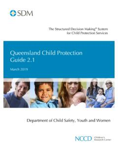 Queensland Child Protection Guide 2 - csyw.qld.gov.au