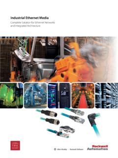 Industrial Ethernet Media - Rockwell Automation