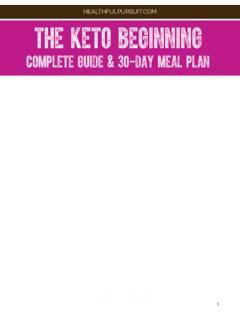 Complete Guide & 30-day Meal Plan - Healthful Pursuit