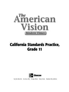 California Standards Practice, Grade 11 - Student Workbook