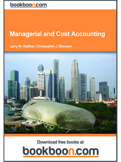 Managerial and Cost Accounting - library.ku.ac.ke