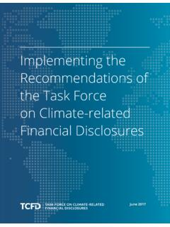 Implementing the Recommendations of the Task Force on ...
