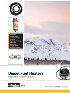 Diesel Fuel Heaters - Bolland Machine