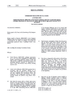 Commission Regulation (EU) No 327/2011 of 30 …