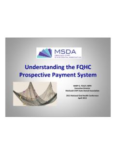 Understanding the FQHC Prospective Payment System
