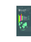 FAO Statistical Pocketbook 2015 World Food and …