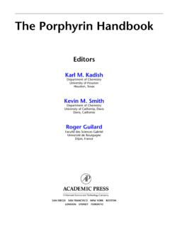 The Porphyrin Handbook - icpp-spp.org