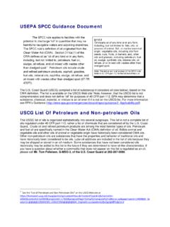 USEPA SPCC Guidance Document - steeltank.com