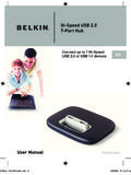 User Manual - Belkin