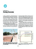 Curing Concrete, Chapter 12 - The University of …
