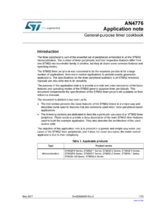 AN4776 Application note - st.com