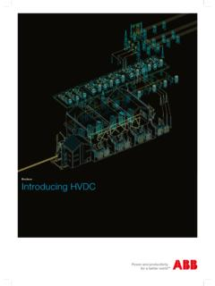 Introducing HVDC - ABB Group
