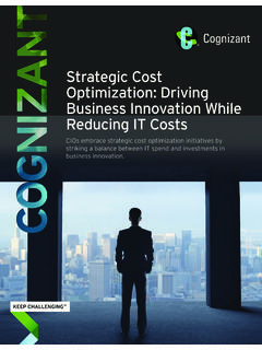 Strategic Cost Optimization: Driving Business Innovation ...