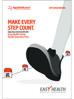 MAKE EVERY STEP COUNT. - Apollo Munich | …