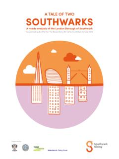 A TALE OF TWO SOUTHWARKS - Uniting …