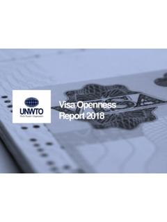 Visa Openness Report 2018 - cf.cdn.unwto.org