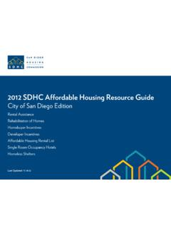 hrd - San Diego Housing Commission