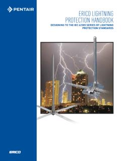 ERICO LIGHTNING PROTECTION HANDBOOK