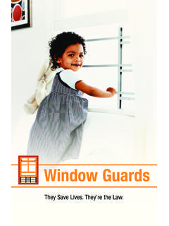 Window Guards - Welcome to NYC.gov