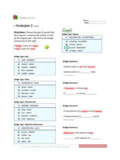 Level 6 Example - English for Everyone