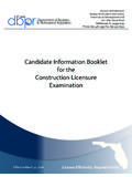Candidate Information Booklet for the