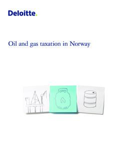 Oil and gas taxation in Norway - Deloitte US