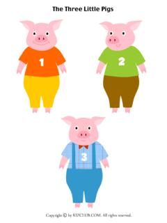 The Three Little Pigs - KIZCLUB