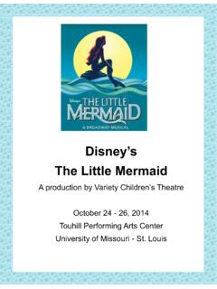 Disney's The Little Mermaid - Variety