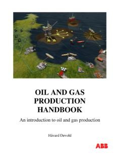 Oil and gas production handbook ed1x7a - ABB Group