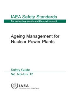 IAEA Safety Standards