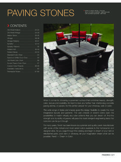 PAVING STONES PAVERS: OLD WORLD VINTAGE - …