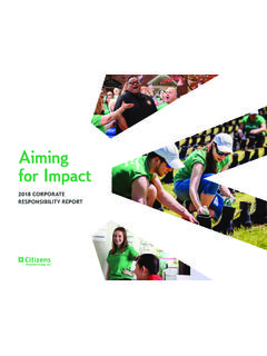 2017 Corporate Responsibility Report - citizensbank.com
