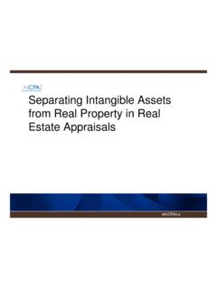 Separating IA from Real Property in RE Appraisals