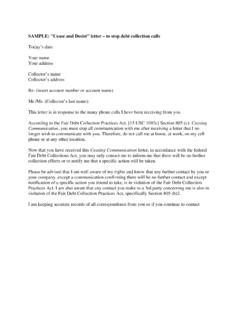 Letter Of Stop Working Sample from pdf4pro.com