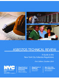 A Guide to the New York City Asbestos Regulations