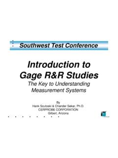 Southwest Test Conference - SWTest.org