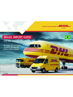 Introduction - DHL Express