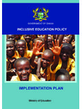 INCLUSIVE EDUCATION POLICY - sapghana.com