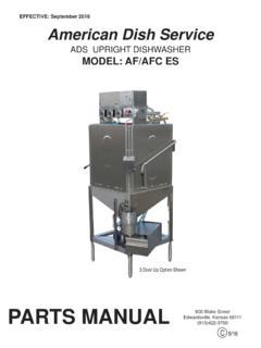 ADS UPRIGHT DISHWASHER MODEL: AF/AFC ES / ads-upright-dishwasher-model-af-afc-es.pdf  / PDF4PRO   Ads Dish Machine Wiring Diagram      PDF4PRO