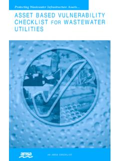 Protecting Wastewater Infrastructure Assets ... - KDHE