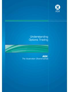 Understanding Options Trading - ASX