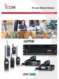 Private Mobile Radios - Icom