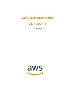 AWS Well-Architected Framework - d1.awsstatic.com