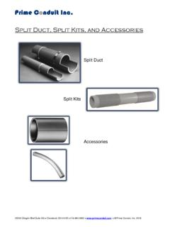 Fittings and Accessories - Prime Conduit