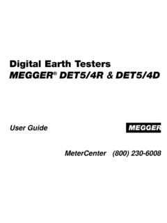 Digital Earth Testers - BiddleMegger.com